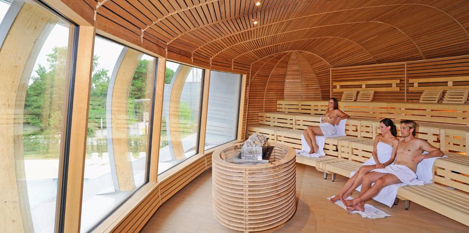 Soleo heilbronn sauna